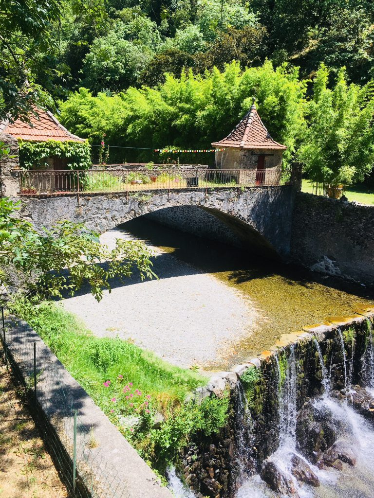 pont à Valleraugue
